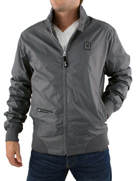 Gio Goi Grey Rawka Jacket