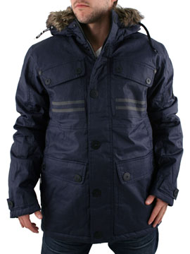 buy Gio Goi Deep Indigo Virunga Jacket now
