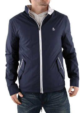 buy Mens Original Penguin Hooded Ratner Jacket now